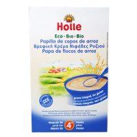 Βιολογική βρεφική κρέμα ρυζιού