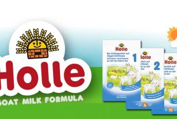 Βιολογικό βρεφικό κατσικίσιο γάλα