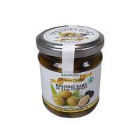 Πράσινες ελιές σε λάδι τρούφας