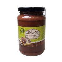 Επάλλειμα ταχίνι, κουβερτούρα, μέλι