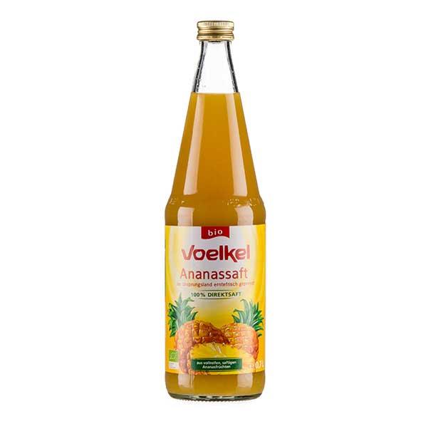 χυμός ανανά βιολογικός