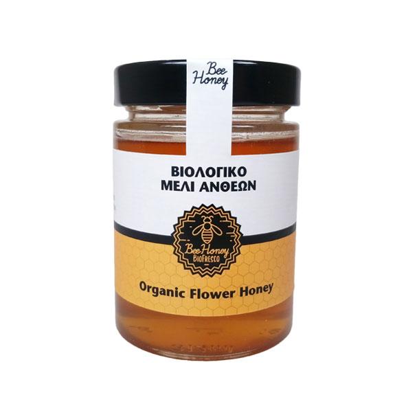 Βιολογικό μέλι ανθέων