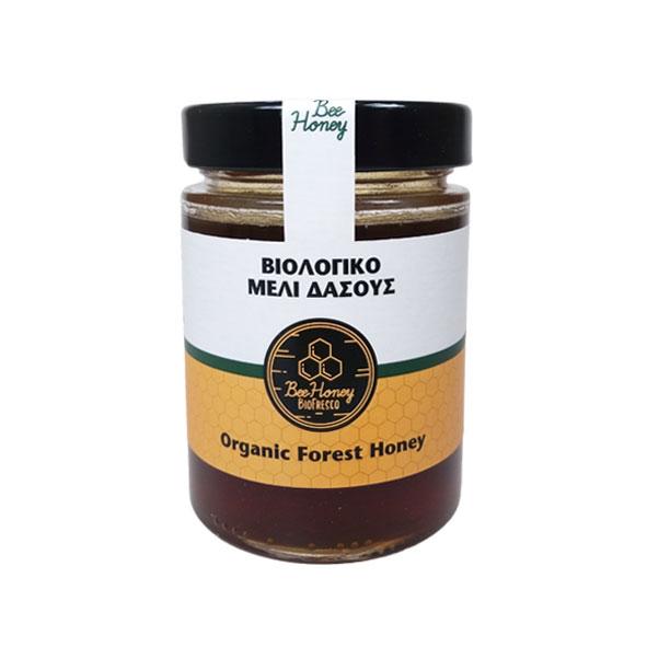 Βιολογικό μέλι δάσους
